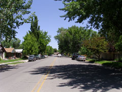 Alamosa Neighborhood