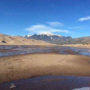 ART, SCIENCE, HISTORY AND HARMONY AT THE GREAT SAND DUNES