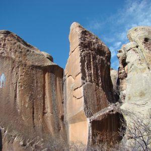 Penitente Canyon - Climbing