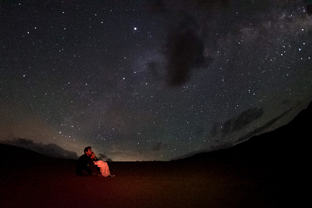 Great Sand Dunes stargazing