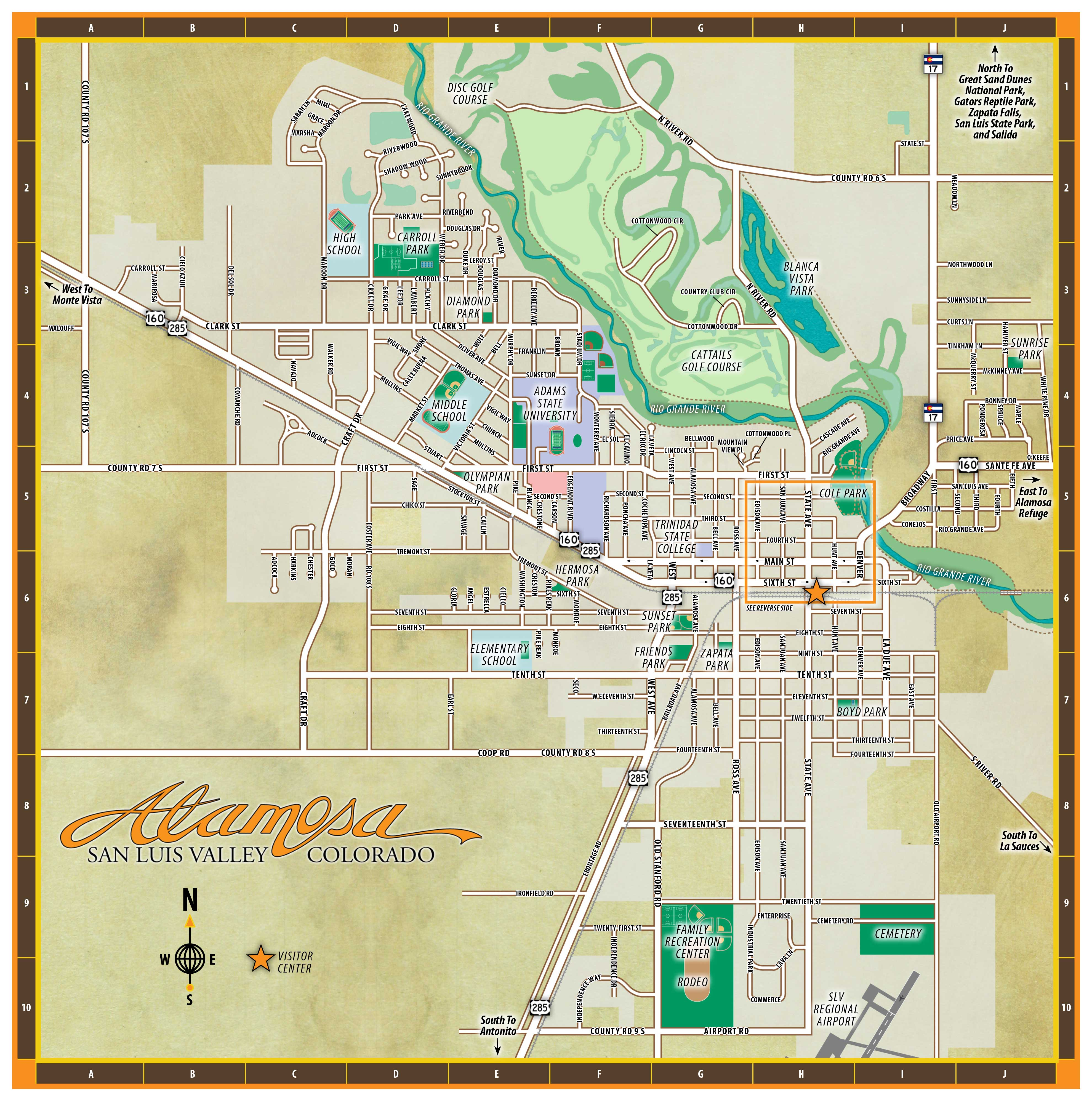 Maps City Map Of Colorado on