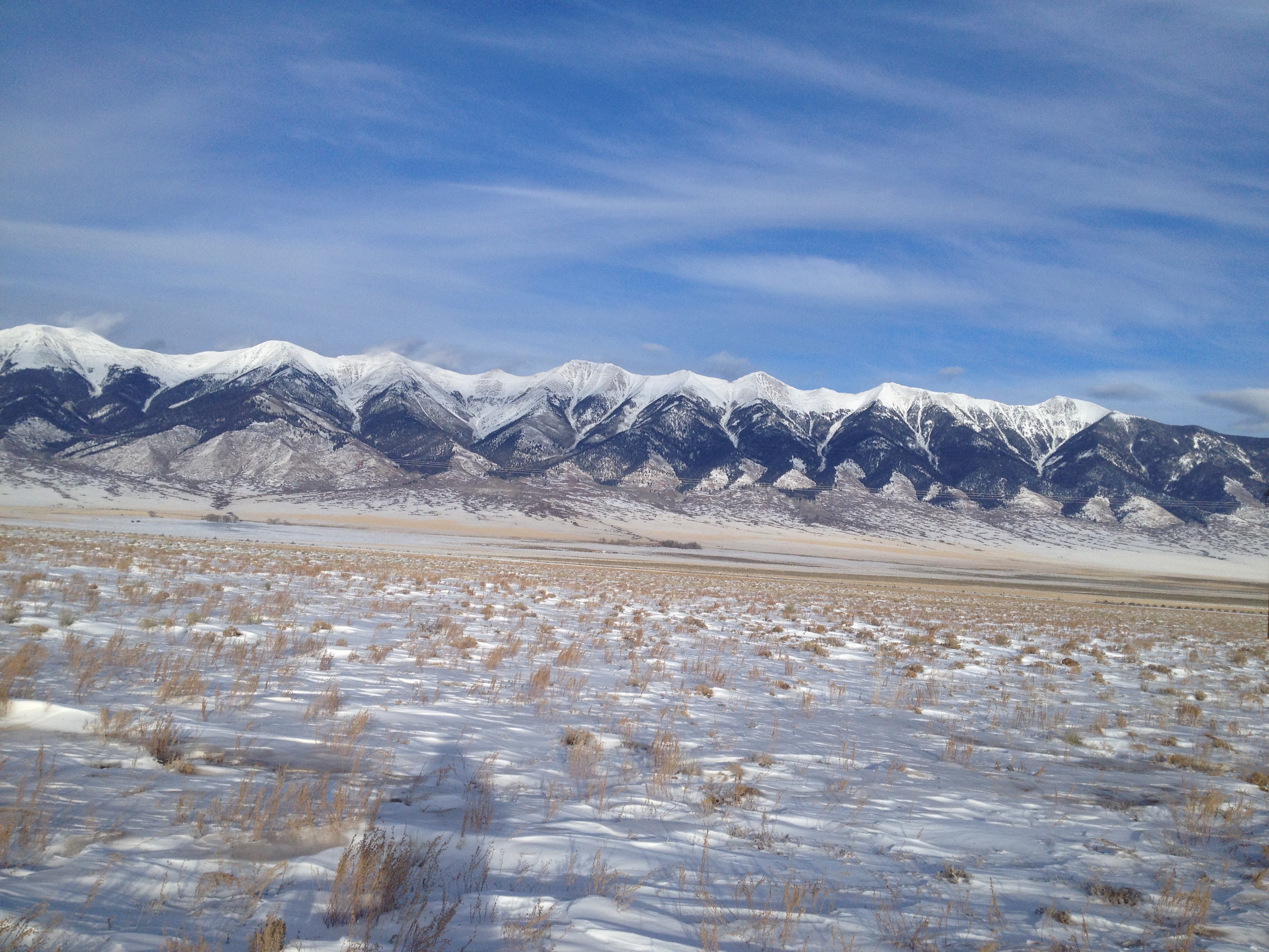 A Winter Playground In The San Luis Valley