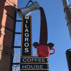 Milagros Coffeehouse