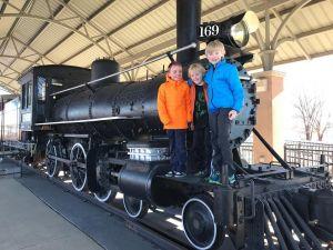 Alamosa Train Depot
