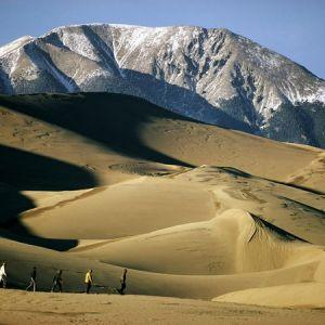 The Great Sand Dunes National Park & Preserve