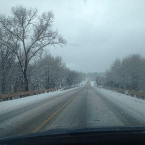 Winter Highways in the SLV
